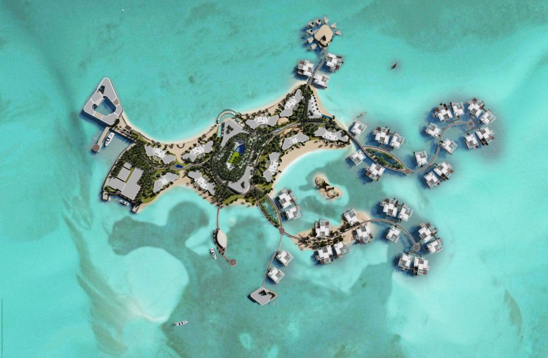 00579 Abu Dhabi Island Plan Render 1