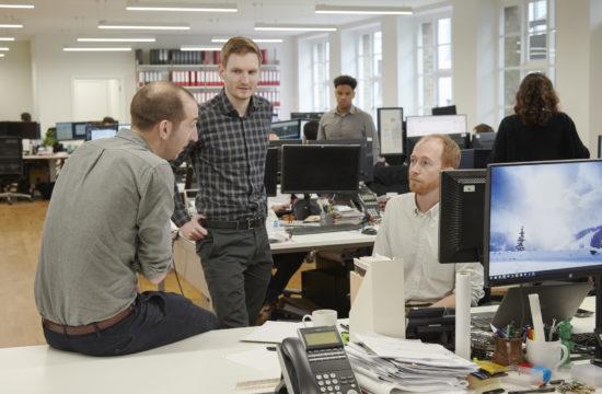 Team Office Joe Bill Ian